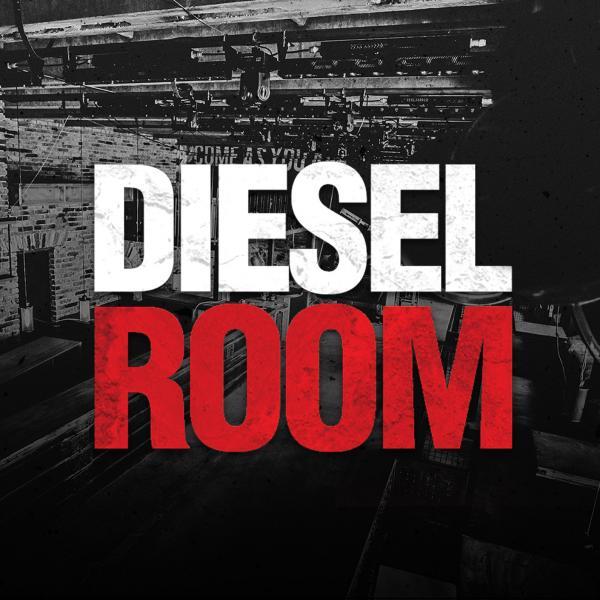 Логотип площадки DIESEL ROOM Restaurant